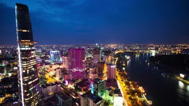 Bitexco Tower Saigon video