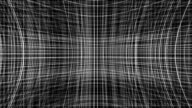 Black And White Abstract Technology Background video