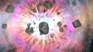 Black hole video