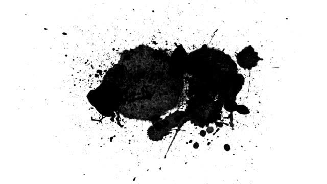 Black inks drops video