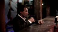 Black man gets drunk at a bar video