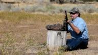 Black powder hunter video