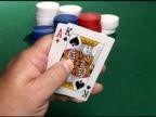 Blackjack Wins video