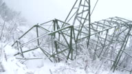 Blackout After An Ice Storm video