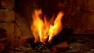 Blacksmith fire (HD) video