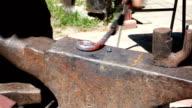 Blacksmith work video