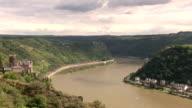 Blick auf den Rhein video