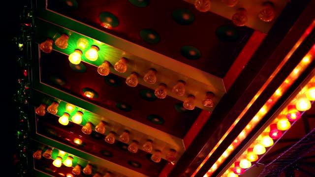 Blinking Bulbs video