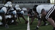 Blocking for the running back video