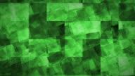 Blocks Optical Illusion - Green video