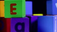 ABC Blocks video