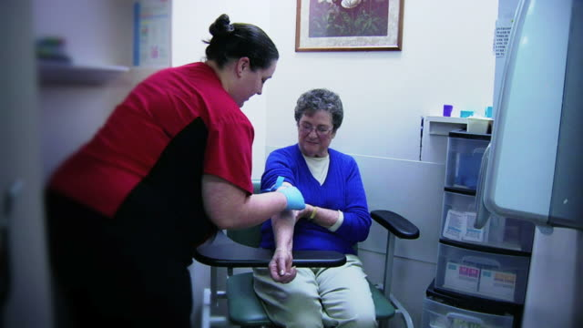 Blood Draw video