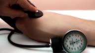 Blood Pressure Gauge, video