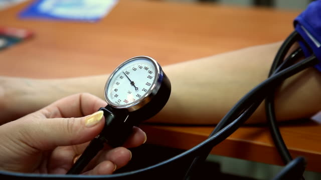 Blood Pressure measurement video