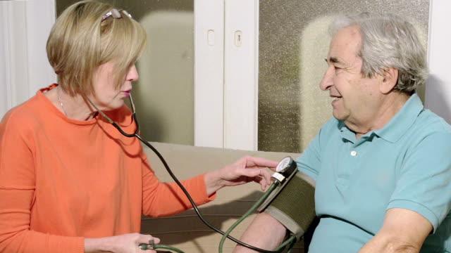 Blood Pressure reading 2 video