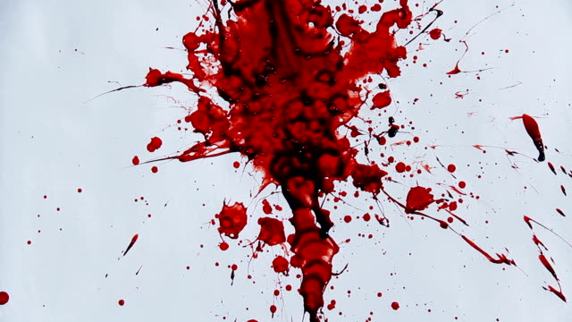 Blood Splatter / Explosion  Clips 7x video
