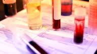 Blood Test Laboratory video