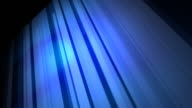 3D Blue Abstract Background video