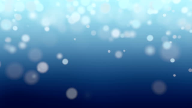 Blue abstract looping background (seamless loop) video