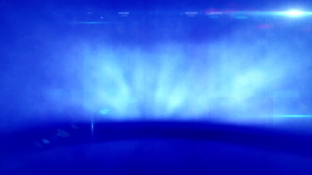 blue blur loopable background video