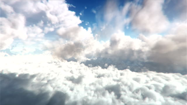Blue CloudScape video