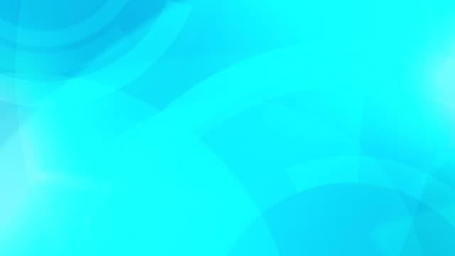 Blue Cylinder Background video