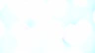 HD: Blue Defocused Lights video