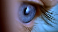 blue eye macro 2 video