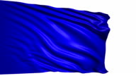 blue flag (loop) video