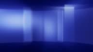 Blue Glassy Panes video