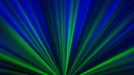 Blue Green Light Pattern, HD Background video