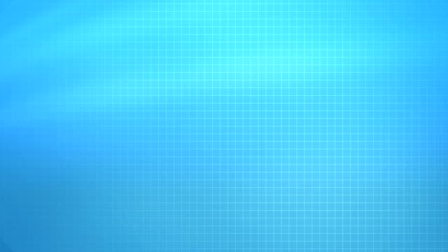 Blue Grid Background (Loopable) video