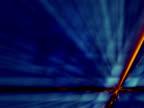 Blue Grid Firey Streaks video