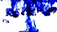 Blue Ink Drop video