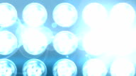 Blue Light Panel HD Video video