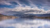 Blue Mesa Reservoir, Colorado - Time Lapse video