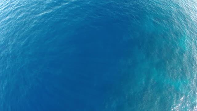 Blue Ocean Aerial video