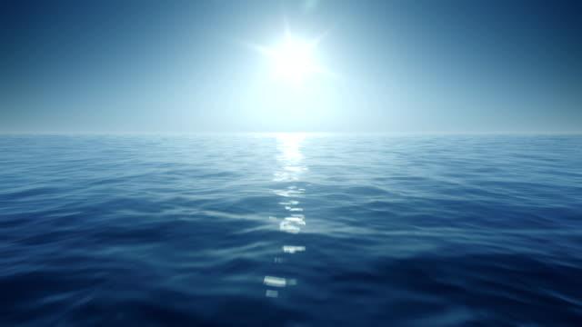 Blue ocean - LOOPABLE video