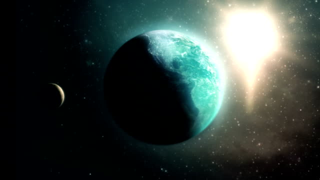 Blue Planet video