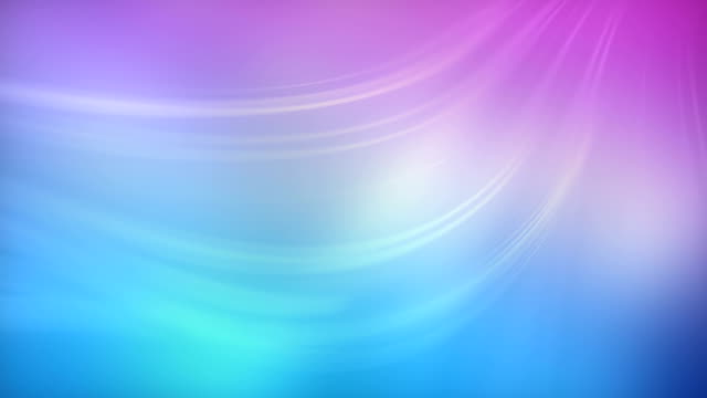 Blue Purple Waves Background (Loopable) video