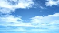 Blue Sky Loop 005 video