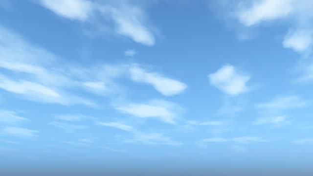 Blue Sky Loop 011 video