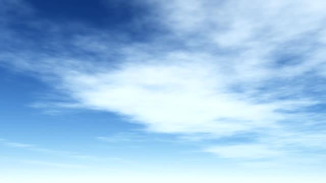 Blue Sky Loop 017 video