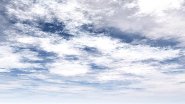 Blue Sky Loop 023 video