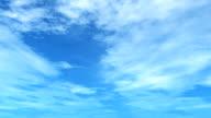 Blue Sky Loop 032 video