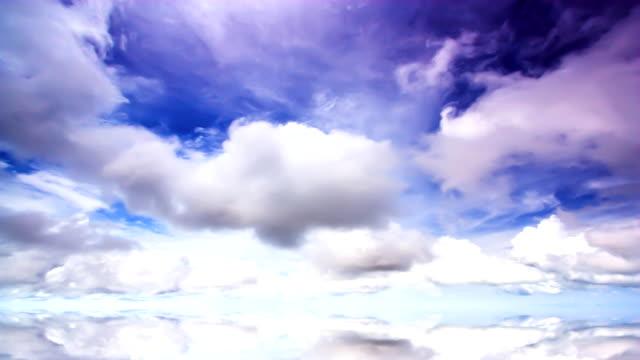 Blue sky video