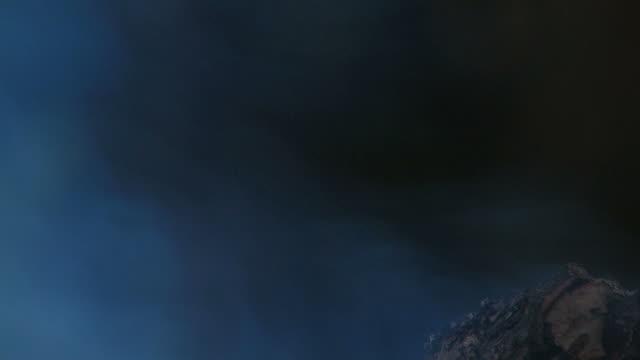 Blue smoke - HD 30F video