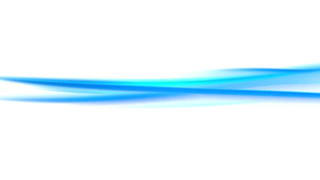 Blue smoke on white video
