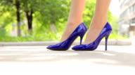 Blue Stilettos video