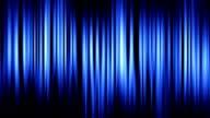 blue stripes loop background video